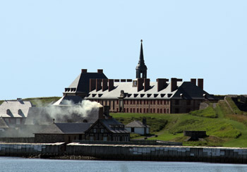 The Louisbourg Fortress -- History where you can touch it