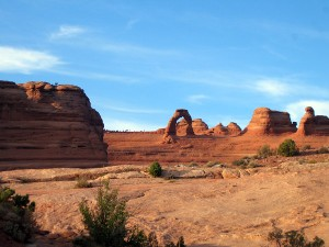 It's like walking into a postcard.  Touring Arches National Park in Southern Utah is an unforgettable experience.